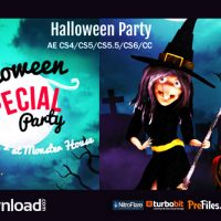 HALLOWEEN PARTY/WISH (VIDEOHIVE PROJECT) – FREE DOWNLOAD