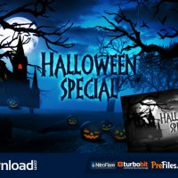 HALLOWEEN SPECIAL PROMO (VIDEOHIVE PROJECT) – FREE DOWNLOAD