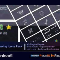 Hand Drawing Pack – (VIDEOHIVE TEMPLATE) – FREE DOWNLOAD