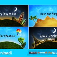HAPPY JOURNEY (VIDEOHIVE PROJECT) – FREE DOWNLOAD