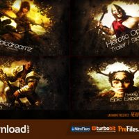 VIDEOHIVE HEROIC OPENER – FREE DOWNLOAD