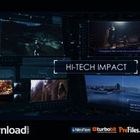 HI-TECH IMPACT (VIDEOHIVE PROJECT) – FREE DOWNLOAD