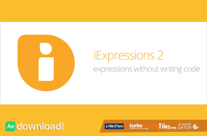 IEXPRESSIONS V2.0 Free Download After Effects Templates