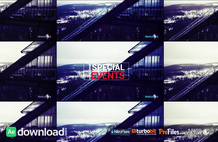 INSPIRED VIDEO REEL Free Download After Effects Templates