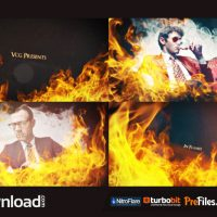 IN FLAMES – AN EPIC DYNAMIC OPENER (VIDEOHIVE) – FREE DOWNLOAD