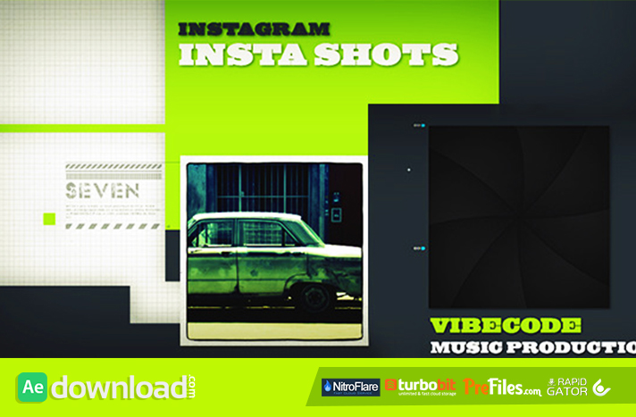 InstaShots Free Download After Effects Templates