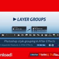 LAYER GROUPS 2 (AESCRIPTS) – FREE DOWNLOAD