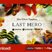 LAST HERO – (VIDEOHIVE TEMPLATE) – FREE DOWNLOAD