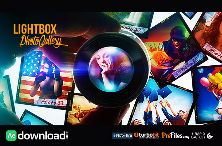LIGHTBOX PHOTO GALLERY (VIDEOHIVE) - FREE DOWNLOAD - Free