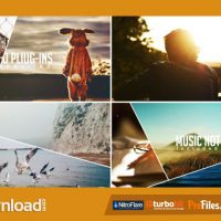 LINE SLIDESHOW (VIDEOHIVE) – FREE DOWNLOAD