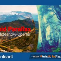 LIQUID PARALLAX – SLIDESHOW OPENER (VIDEOHIVE PROJECT) – FREE DOWNLOAD