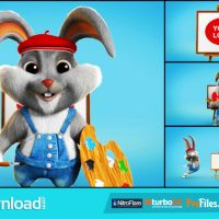 LITTLE PAINTER (VIDEOHIVE PROJECT) – FREE DOWNLOAD