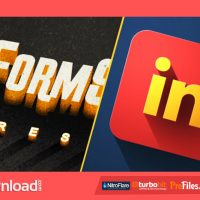 LONG SHADOW TITLES & LOGO PACK (VIDEOHIVE) – FREE DOWNLOAD