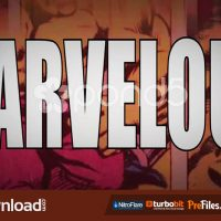 MARVELOUS – A MARVEL SUPERHERO & COMIC THEMED INTRO OPENER