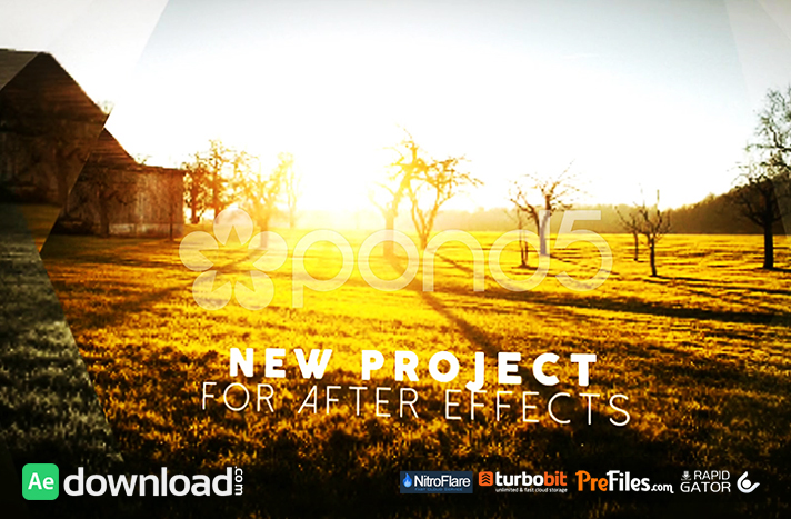 MODERN OPENER 5 - AFTER EFFECTS TEMPLATES (POND5) Free Download After Effects Templates