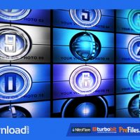 MULTYCREENS VIDEOHIVE  – FREE DOWNLOAD