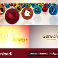 MEDIA ICONS LOGO (VIDEOHIVE)  – FREE DOWNLOAD