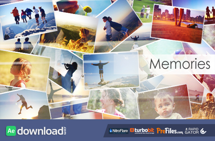 Memories Free Download After Effects Templates