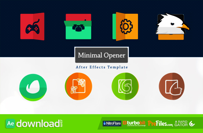 Minimal logo opener videohive project free download for Logo download free online