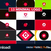 MINIMAL LOGO REVEAL PACK – (VIDEOHIVE TEMPLATE) – FREE DOWNLOAD