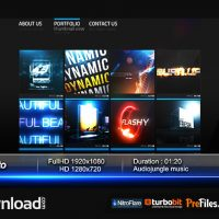 MINIMALISTO – (VIDEOHIVE TEMPLATE) – FREE DOWNLOAD
