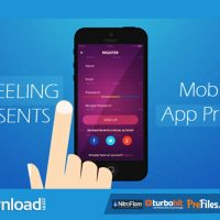 MOBILE APP PROMO (VIDEOHIVE) – FREE DOWNLOAD