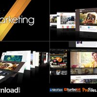VIDEOHIVE MODERN INTRO/DEMO REEL – FREE DOWNLOAD