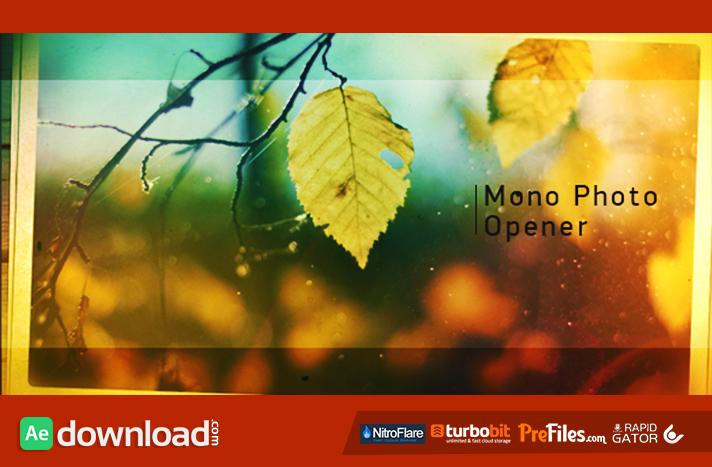 Mono Photo Opener