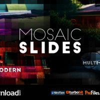 MOSAIC SLIDES (VIDEOHIVE) – FREE DOWNLOAD