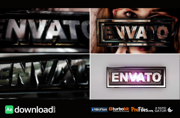 MULTI IMAGE LOGO REVEAL (VIDEOHIVE TEMPLATE) FREE DOWNLOAD