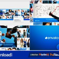 MULTI VIDEO CORPORATE PRESENTATION (VIDEOHIVE PROJECT) – FREE DOWNLOAD