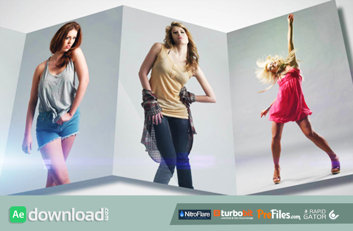 My Portfolio Free Download After Effects Templates