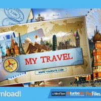 MY TRAVEL 2 – TV PACK (VIDEOHIVE PROJECT) – FREE DOWNLOAD