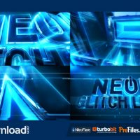 NEON GLITCH LOGO (VIDEOHIVE) – FREE DOWNLOAD