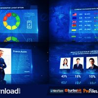NEWS INFOGRAPHICS PACK (VIDEOHIVE) – FREE DOWNLOAD