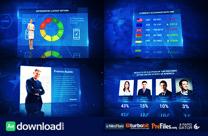 NEWS INFOGRAPHICS PACK (VIDEOHIVE) - FREE DOWNLOAD - Free ...