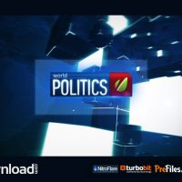 NEWS PROGRAM OPENER (VIDEOHIVE) – FREE DOWNLOAD