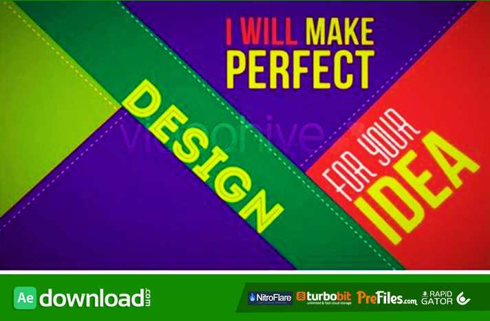 PROMO WHO I AM Free Download After Effects Templates