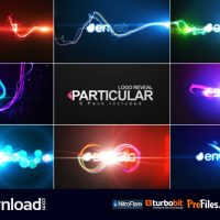 PARTICULAR LOGO REVEAL PACK – (VIDEOHIVE TEMPLATE) – FREE DOWNLOAD