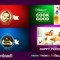 PERSON TIMELINE – (VIDEOHIVE TEMPLATE) – FREE DOWNLOAD