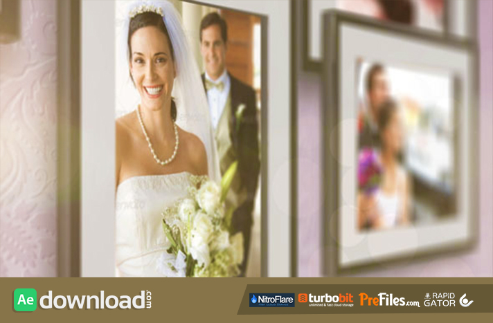Pictures On The Wall Free Download After Effects Templates