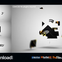 PIECES LOGO FORMATION (VIDEOHIVE) – FREE DOWNLOAD