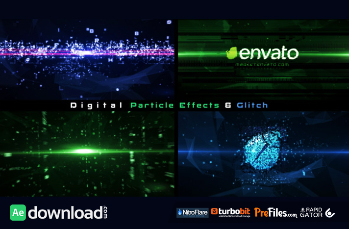 Plexus Data Stream Free Download After Effects Templates