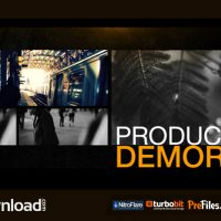 PRODUCTION DEMO REEL (VIDEOHIVE PROJECT) – FREE DOWNLOAD