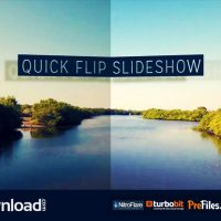 QUICK FLIP SLIDESHOW – AFTER EFFECTS PROJECTS (MOTION ARRAY) – FREE DOWNLOAD