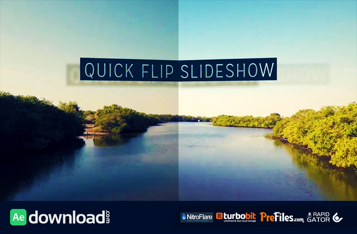 QUICK FLIP SLIDESHOW - AFTER EFFECTS PROJECTS (MOTION ARRAY) Free Download After Effects Templates