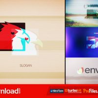 QUICK GLITCH LOGO PACK – (VIDEOHIVE TEMPLATE) – FREE DOWNLOAD