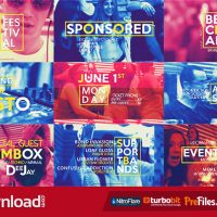 QUICK SLIDESHOW OPENER | FESTIVAL EVENT PROMO (VIDEOHIVE) – FREE DOWNLOAD