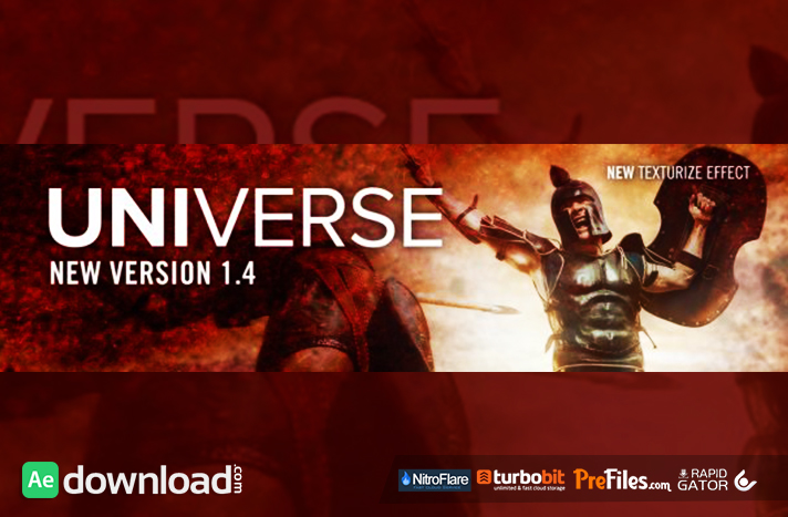 RED GIANT UNIVERSE PREMIUM V1.4.1 Free Download After Effects Templates