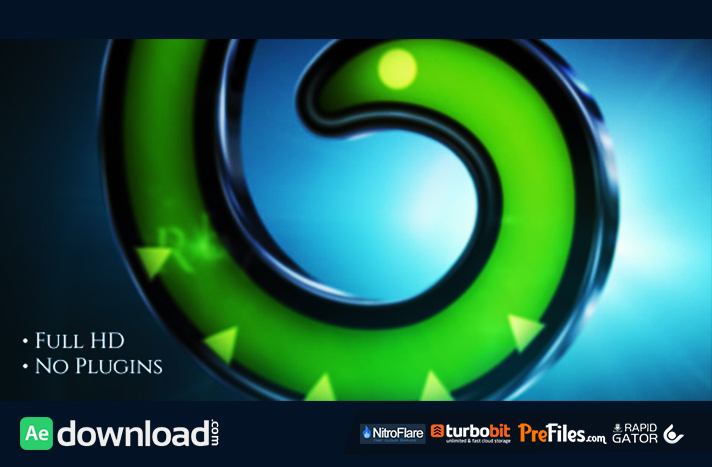 REFLECTIVE LOGO 3D (VIDEOHIVE PROJECT) - FREE DOWNLOAD - Free After